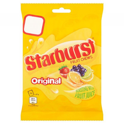 Starburst Fruits Chews Original 141g